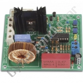 "Kit regulador de intensidade de luz ""Dimmer"" ,de alta potência Mod K8038"