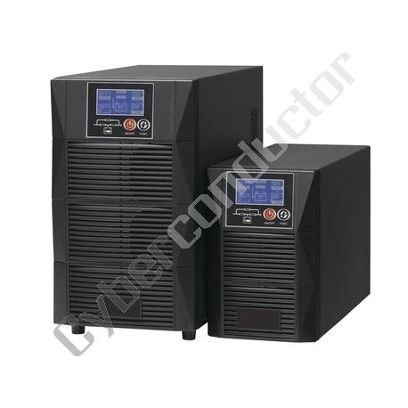Unidade Ininterrupta de Alimentação (UPS) Monofásica/ Monofásica de 1 KVA (Tipo Torre)
