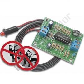Kit didáctico simulador alarme de automóvel Modelo: MK-126