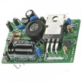 kit Módulo de Controlo de quatro LEDs de 1W ou 3W LEDs dois poderosos (não incl.).de control