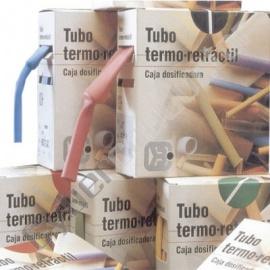 Manga Termo retráctil Poliolefina 6,5 - 3,0mm PT (HFTC6,0NG)