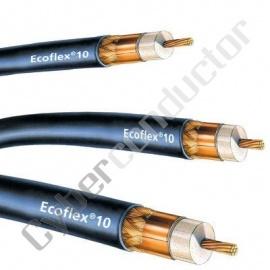 Cabo coaxial Ecoflex 10
