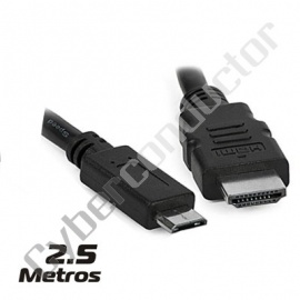 Cabo HDMI macho / Mini HDMI macho