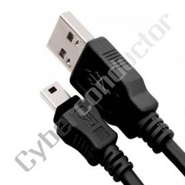 Cabo USB 2.0 Macho A - Micro USB Macho B c/ 1.8 mts