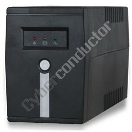 Unidade Ininterrupta de Alimentação (UPS) Interactiva, Monofásica de 650VA (Tipo Torre) Mod. IST1065