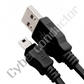Cabo USB 2.0 A-B  MC-USB-AB2-Mini