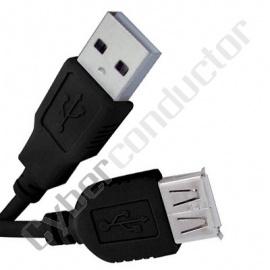 Cabo USB 2.0 A / A 3 Mts