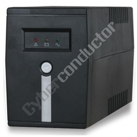 Unidade Ininterrupta de Alimentação (UPS) Interactiva, Monofásica de 850VA (Tipo Torre) Mod. IST1085