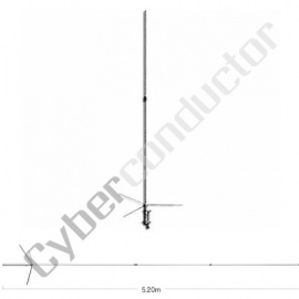 Antena Diamond X510 Dual Band