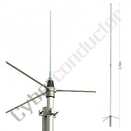 Antena Dual Band AM-300N 7.5/10.5dB