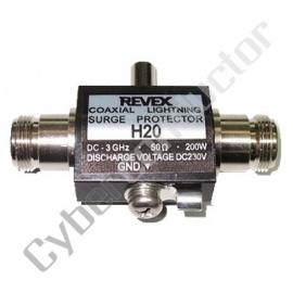 Protector Trovoadas Revex H20 3GHz
