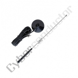 Antena CB/27 Magnética Cobra HG A1000