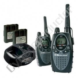 Radio Trans. MIDLAND G7E XT PMR/LPD