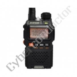 Radio Transceptor Portatil Bibanda (VHF/UHF) UV3R+ Baofeng