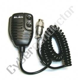 Microfone de mão p/ CB 6 pinos - DMC508