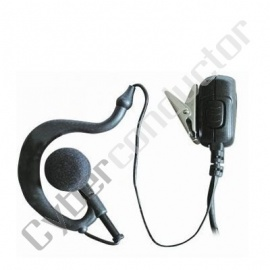 Micro/Auricular com PTT para Kenwood (R0600027)