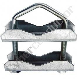 União para Fixação de 2 Mastros (lado a lado) (AC6057)