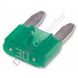 Mini Fusível Automóvel 30A Verde