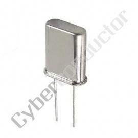 Cristal Quartzo HC49U 6Mhz KDS