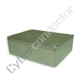 Caixa Prototipo em alumínio 222x146x55mm (G124)