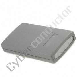 Caixa ABS protótipo - cinza 90x56x16mm - (G401)