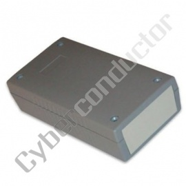 Caixa ABS prototipo - cinza 150x80x45mm - (G416)