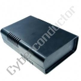 Caixa de Montagem Plástica preta 135x95x45mm (KGB11)