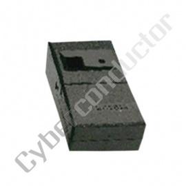 Caixa Plt. Prot. ABS p/Telecomando-Preto 66X33X17mm (CA4N1C)