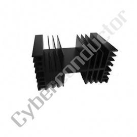 Dissipador Transístor para TO220/TO39 9.6ºC/W (ML33)