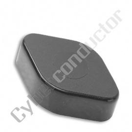 Capa Plastica c/ fixacao p/ Transistor TO3 (170032)