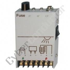 Controlador de Voltagem para Energia Solar (SOL4UCN2)