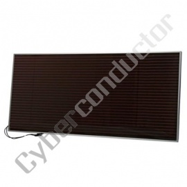 Painel Fotovoltaico silico amorfo 40w 643x1253mm (SOL16)