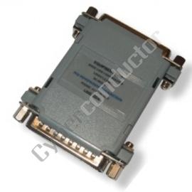 Acondicionador e  Protector de surtos de tensão e descargas atmosféricas e de linhas RS232