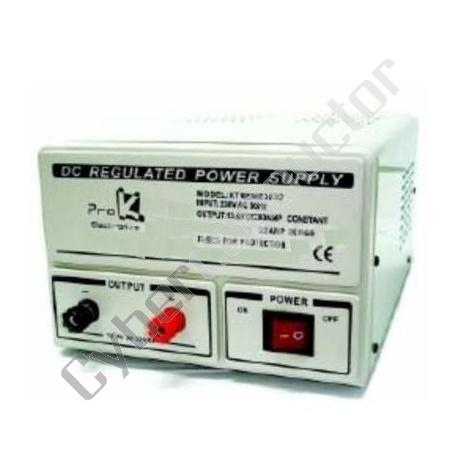 Fonte de Alimentacao Regulada 13.8V 10/12A ProK Electronics