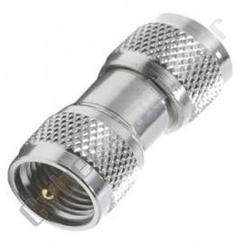 Adaptador UHF (M/M) (CU04)