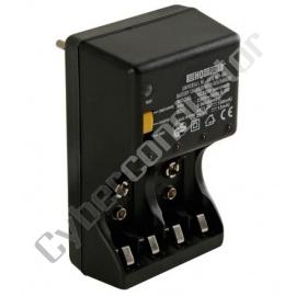 Carregador / Descarregador para baterias (NiMH+NiCd)