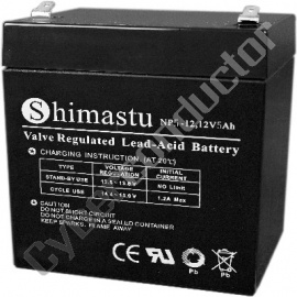 Bateria Ácida 12V 5AH SLA1250SHM