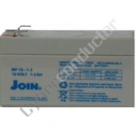 Bateria Ácida 12V-1.3AH