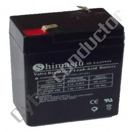 Bateria Ácida 12V-4AH/20HR