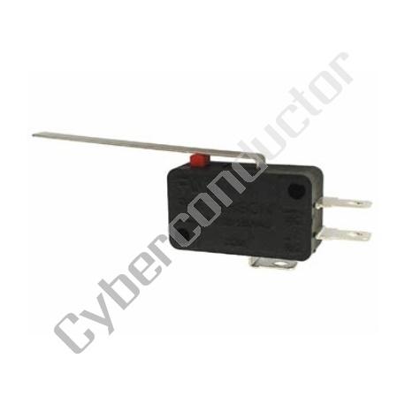 Micro Interruptor de soldar 12A - longo Mod. MS12-L