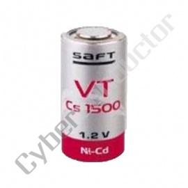 Bateria Recarregável NiCd 1.2V 1.5Ah