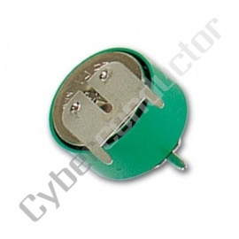 Bateria Recarregável NiMH 3.6V/140mAh 3/V15H´SLF