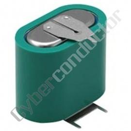 Bateria Recarregável 4.8V/140mAh