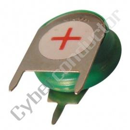 Bateria Recarregável NiMH 1.2V 30mAh