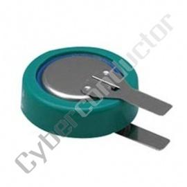 Bateria Recarregável NiMH 1.2V 70mAh