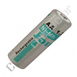 Bateria Recarregável NI-MH AAA 1,2V 1100mA