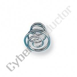 Contacto de Mola p/ pilha C/D p/ PCB - (3260940)