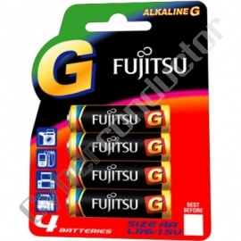 Pilhas Alcalinas LR06/AA Fujitsu