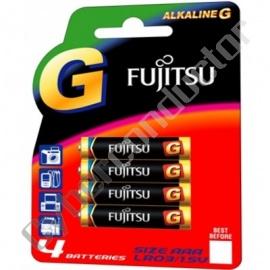 Pilhas Alcalinas LR03/AAA Fujitsu