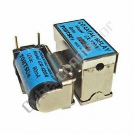 Relé Coaxial encaixe rápido p/ cabo RG58/CU Modelo CX120A
